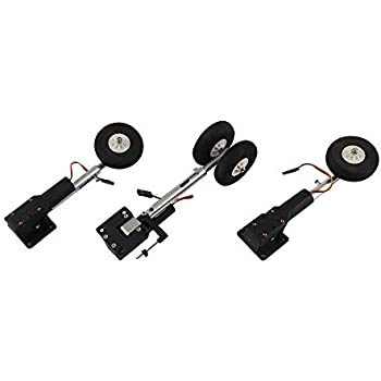 HobbyZone Landing Gear Set w// Wheels Firebird Stratos HBZ7718