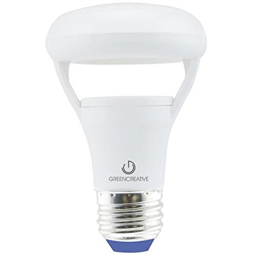Dimmable Energy Star 500 lm Green Creative 58001 R20 9W