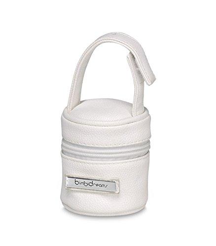 Bimbi 29790101 - Porta chupetes, unisex, color Blanco ...