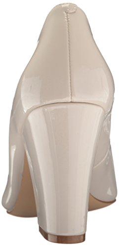 Ni Vest Kvinders Scheila Patent Kjole Pump Off Hvid m5mreU