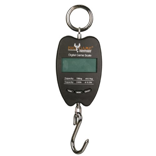 Digital Game Scale (Big Game 330lb Digital Game Scale)