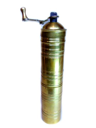 Turkish Brass Coffee Grinder