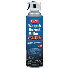 Wasp & Hornet Killer Plus Insecticides - wasp & hornet killer ii [Set of 12] (Crc Wasp And Hornet Killer Plus Msds)