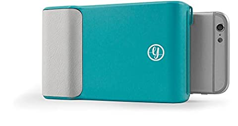 Prynt PW200007-BU Get Instant Photo Prints with The Prynt Case for iPhone 6 / 6s - Blue (Photo Printer For Iphone 6)