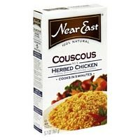 Near East Herbed Chicken Couscous Mix, 5.7-Ounce Boxes (Pack of 12) ( Value Bulk Multi-pack) by Near East