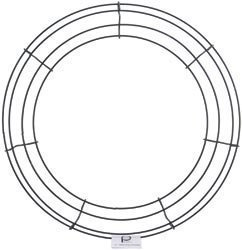 Panacea Wire Wreath Frame 14