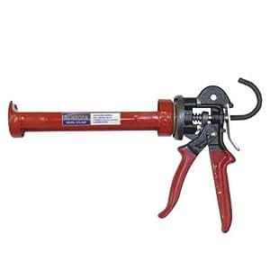 Newborn 375 Xsp Caulk Gun 1 10 Gal Super Smooth Rod