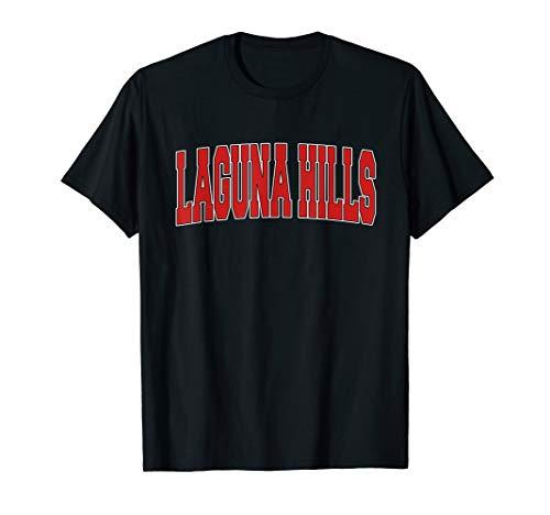 LAGUNA HILLS CA CALIFORNIA Varsity Style USA Vintage Sports ()