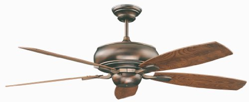 Concord Fans Contemporary Ceiling Fan - Concord 60RS5OBB Ceiling Fans, Oil Brushed Bronze Finish
