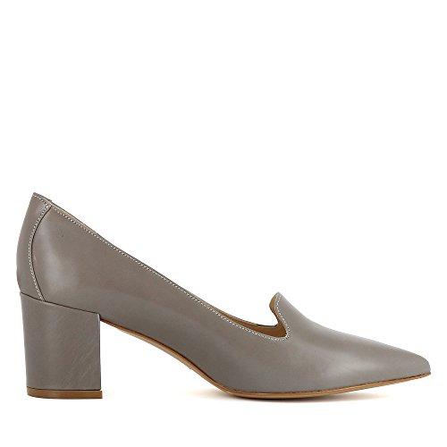 Evita Shoes Romina - Zapatos de vestir de Piel para mujer marrón