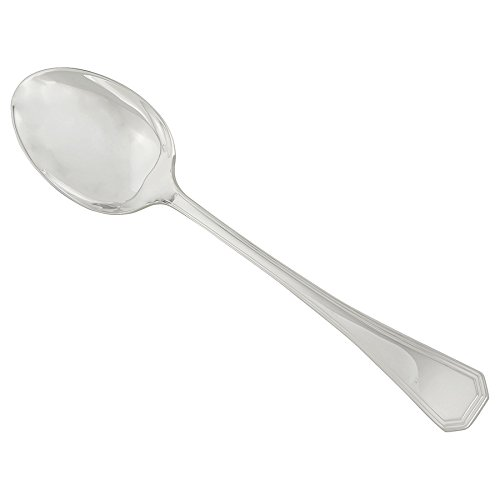 Christofle America Silver Plated Serving Spoon