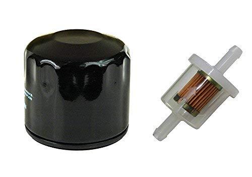 Ketofa 492932 - Filtro de Aceite con Filtro de Combustible ...