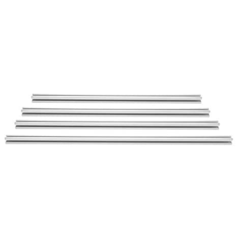 Aluminum T-slot extruded framing profile 20x20 Metric Series Length Choose