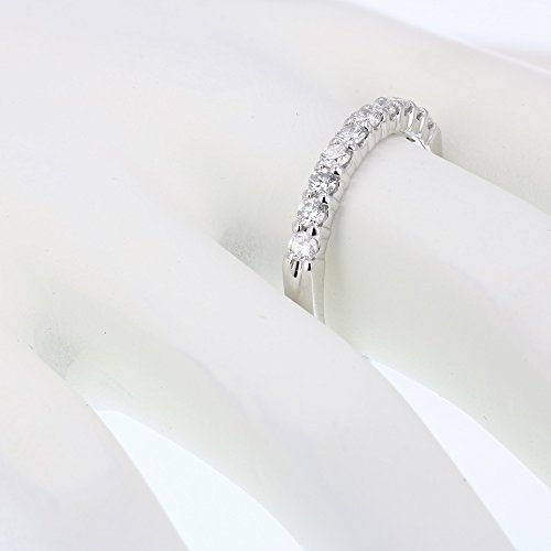 AGS Certified I1 I2 1/3 ctw 14K Diamond Wedding Band (H I Color)