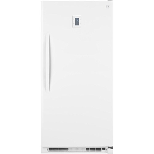 Kenmore Elite 27002 20.5 cu. ft. Upright Freezer in White, includes delivery and hookup (Available in select cities only)