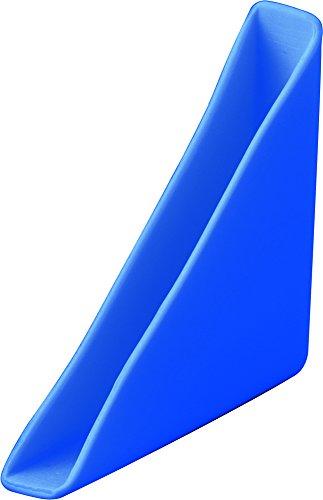 VCCC9460BL-20 3/8 X 2 Corner Cover Blue - MOCAP (qty 1890) by MOCAP