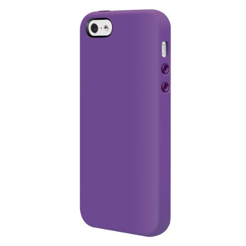 Switcheasy Colours - SwitchEasy SW-COL5-PU Colors Slim Case for iPhone SE , iPhone 5s and iPhone 5 - Viola