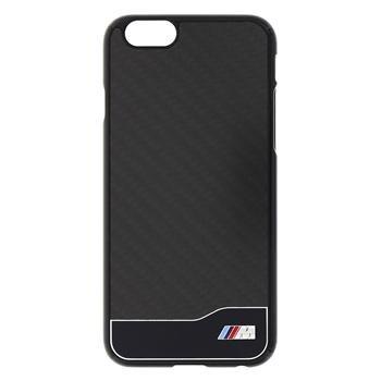 BMW M Sport Hard Case Carbon & Aluminium - Black - iPhone SE - 5/5s