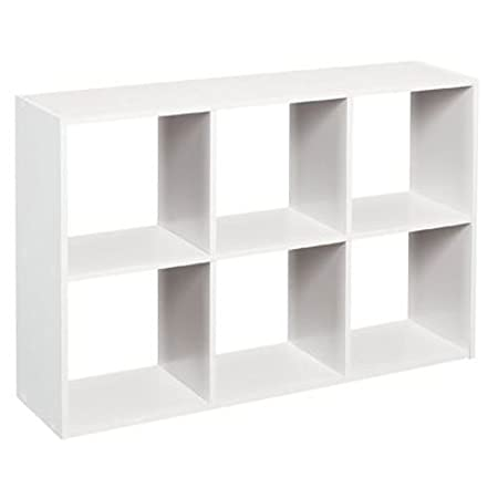 ClosetMaid Cubeicals Mini 6-Cube Organizer