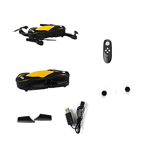 LaonBonnie D69W 720P-Kamera, 720P-Kamera, 720P-Kamera, die WiFi-Schwerkraft-Induktions-Höhen-Halten RC Quadcopter faltet 4fd203