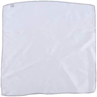 ポケットチーフ ハンカチ メンズ 無地 結婚式 パーティー 35 x 35cm 全5色