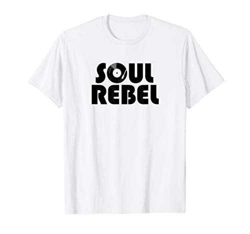 (Soul Rebel reggae music tee)