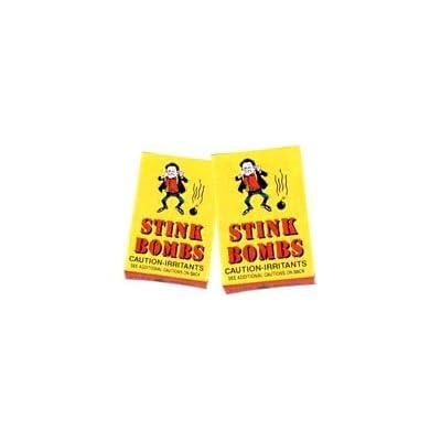 Stink Bombs - 3 per box: Toys & Games
