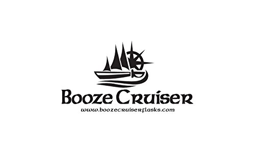 Booze Cruiser Travel Cruise Flasks Great for Sneaking Alcohol Anywhere You Want a Rum Runner Cocktail Smuggle Booze Today the Right Way!