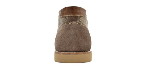 Hawke & Co Hommes Isaac Boot Sand Suede