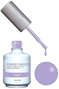 Lechat Soak off Gel Polish UV LED cure made in USA gelish manicure