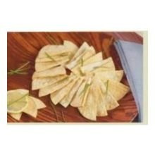 Grecian Delight Mediterranean Pita Chips, 15 Pound -- 1 each.