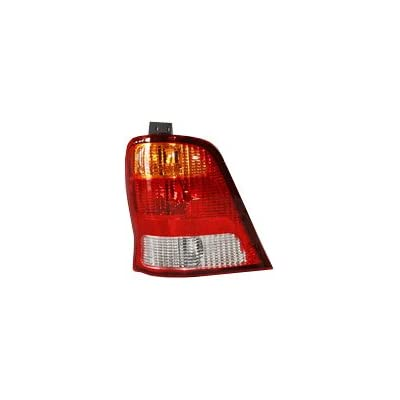 TYC 11-5211-01 Ford Windstar Passenger Side Replacement Tail Light Assembly: Automotive