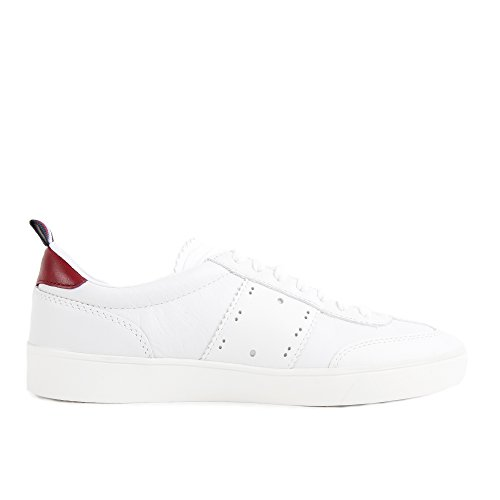 Fred Perry Umpire Leather Bradley Wiggins White White