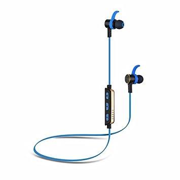 Sport Auriculares Bluetooth Estéreo fusiontech® Bluetooth 4.1 auriculares inalámbricos Deporte Correr Gimnasio Ejercicio Auriculares sudor