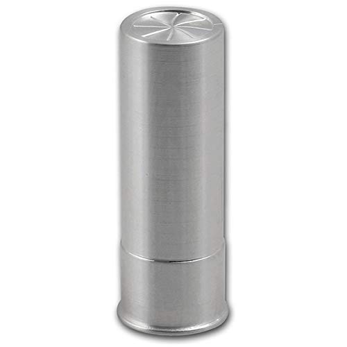 Silver Bullet 5 Troy Oz .999 Fine Silver 12 Gauge