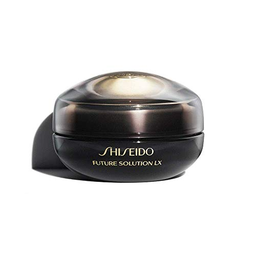 Shiseido Lip Care - Shiseido Shiseido Future Solution Lx Eye & Lip Contour Regenerating Cream 17ml/0.61oz, 0.61 Oz