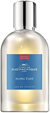 Comptoir Sud Pacifique ALOHA TIARE EDT, 3.3 fl. oz.