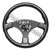 (Dometic SeaStar Viper Steering Wheel, SW52022P)