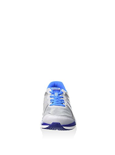 Nike Dual Fusion X 2 (Gs), Zapatillas de Running para Hombre Gris (Gris (wolf grey/deep royal blue-white))