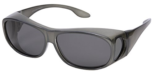 LensCovers Sunglasses Wear Over Prescription Glasses. Polarized Size - Polarized Prescription With Sunglasses