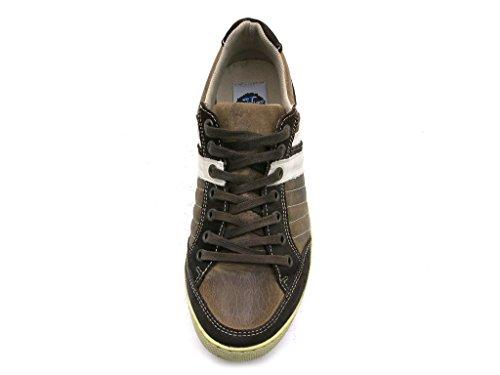 Maxximo - Sneaker - Schnürschuhe 6972 Braun