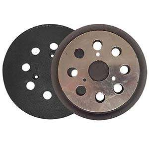 Superior Pads and Abrasives RSP36 5 inch Sander Pad PSA A...