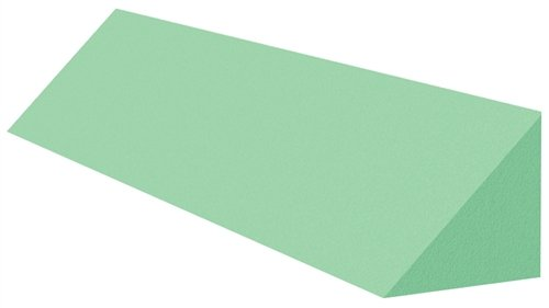 Coated Positioning Sponge, 45° Spinal Wedge, 7'' x 21'' x 7''