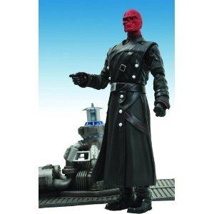 Marvel Select: Captain America Red Skull First Avenger Movie Action Figure