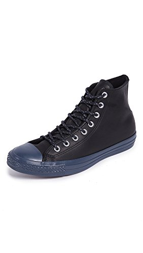 Casual Star 157514C Mens Chuck Shoes Thermal Black Leather Winter All Converse Taylor Sneakers wgp6qxPwU