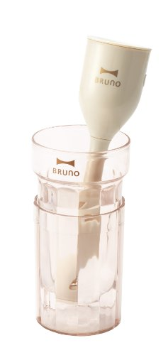BRUNO Personal USB Ultrasonic humidifier Tulip Stick 2 (Ivory)