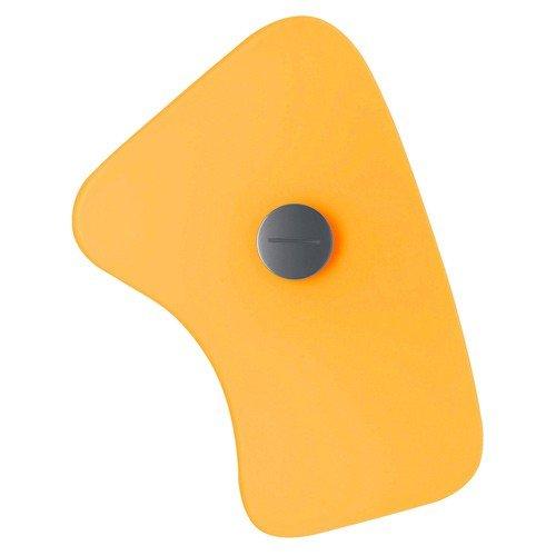 Foscarini - Verre Orange n°5 pour Lampadaire Orbital ou Applique Bit