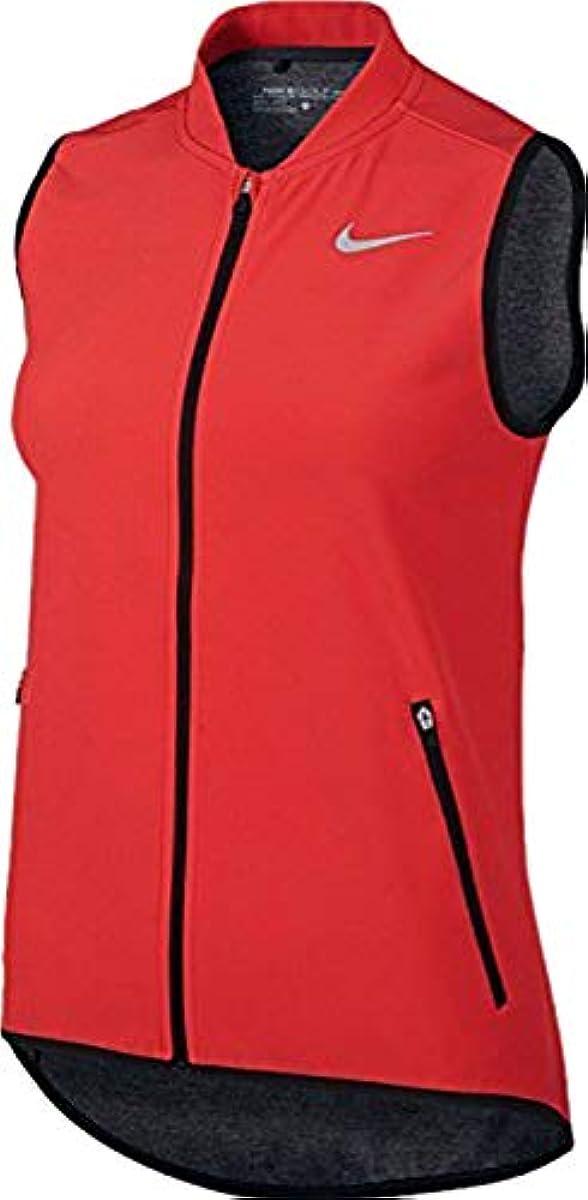 [해외] [나이키]NIKE 골프 컴포지트 베스트 우이맨즈 L(신장165-170CM) 국내 정규품 발수 베스트 802891 레드