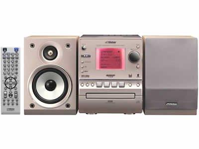 JVCケンウッド ビクター マイクロコンポーネントメモリーシステム ピンクゴールド UX-GM55-N  ピンクゴールド B001F6FOXG