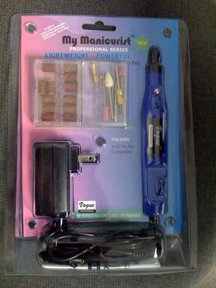 acrylic starter kit with drill - 8